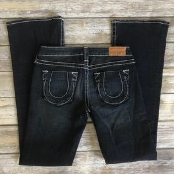True Religion Denim - True Religion Bobby Heritage Big T Jeans.